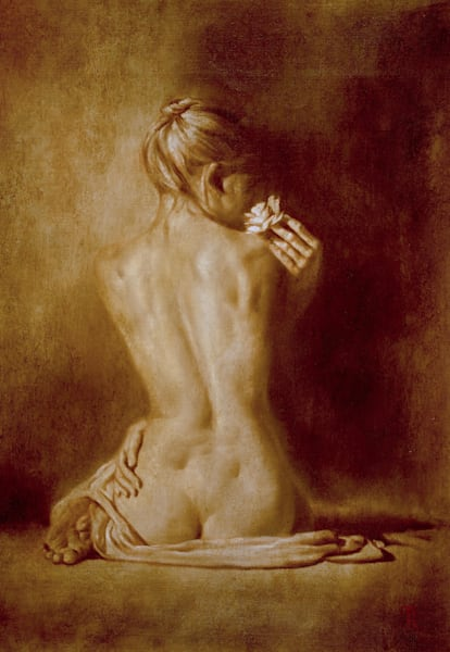 "Tomasz Rut Fine Art | Monochromes | Memento, 19x26"""