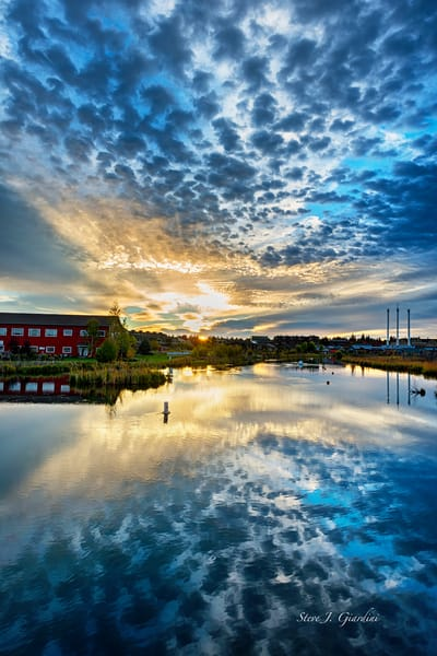Morning Reflection (141367COND8RF) Photograph for Sale as Fine Art Print