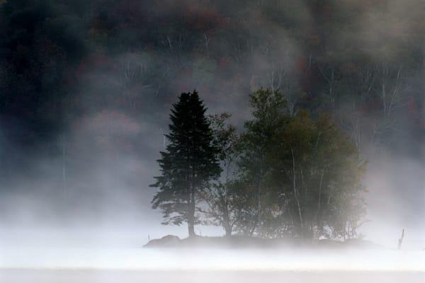 Autumn Mist Art | Midamericanartisans