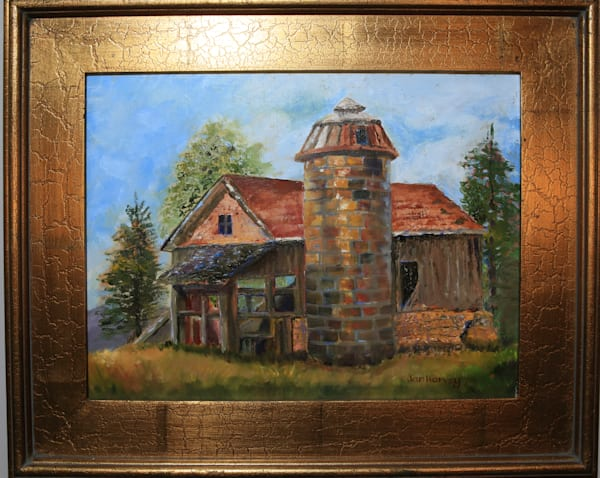 Barn & Silo Art by Midamericanartisans