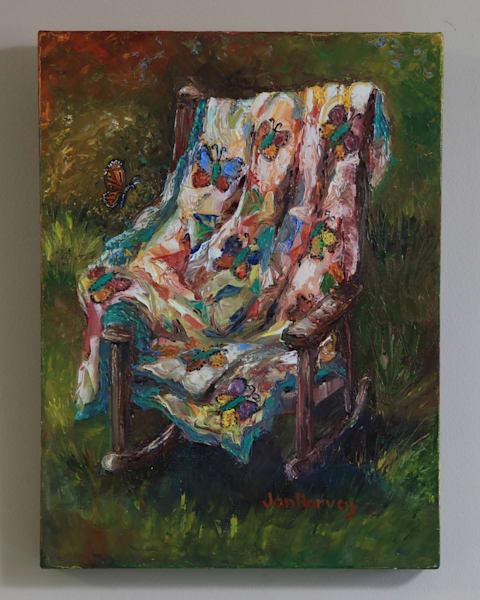 Grandmas Butterfly Quilt Art | Midamericanartisans