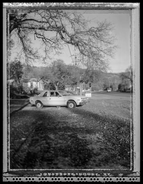 Clearlake Car BW