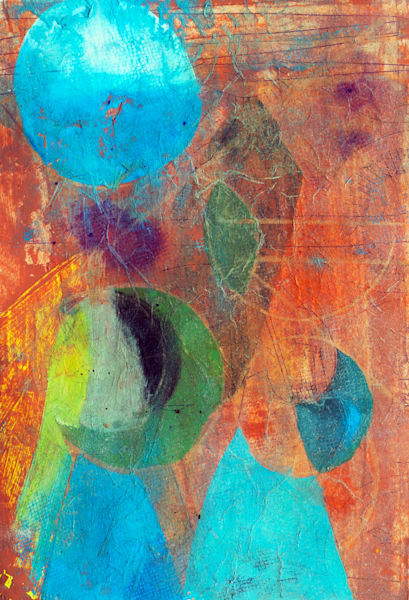 At Parade - Contemporary Abstract Art by Irina Malkmus. Orfer Fine Print on Paper, Canvas, Metal, and more.