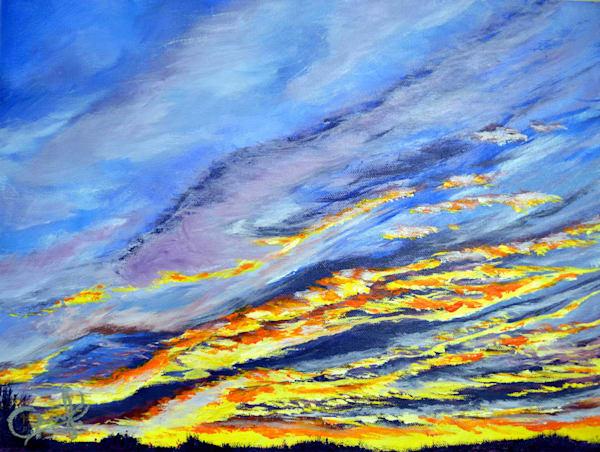 Alberta Skies #12