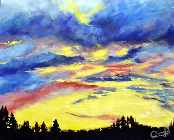 Alberta Skies #14
