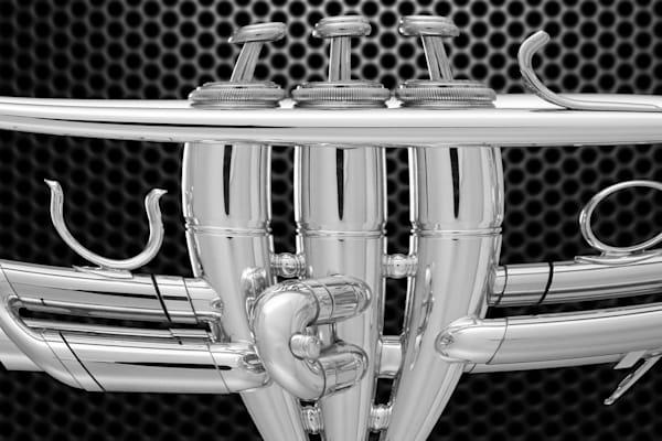 Trumpet Fine Art Photograph 2502.39