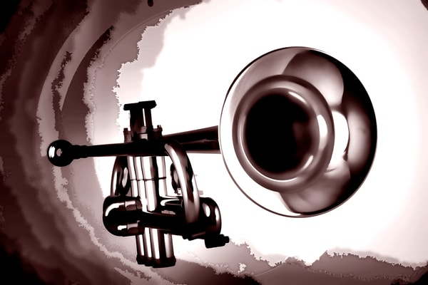 Trumpet Out of the Storm 2502.55
