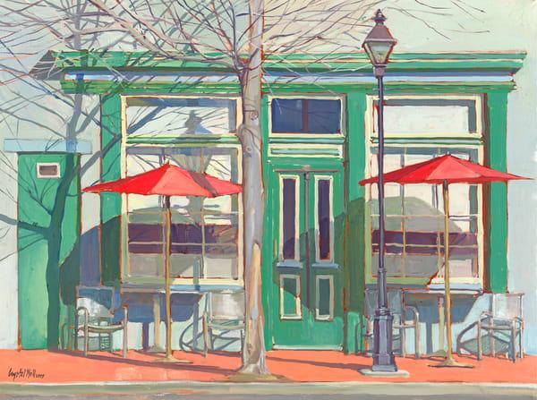 Street Café / Print