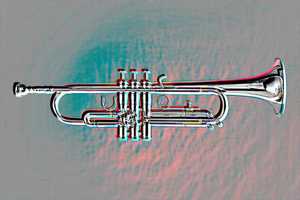 Simple Embossed Trumpet 2504.73