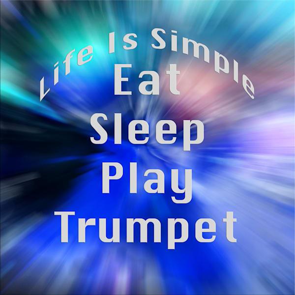 Eat Sleep Play Trumpet Poster 2507.45