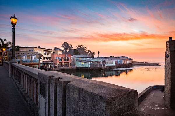 Good Morning Capitola Art | Tony Pagliaro Gallery