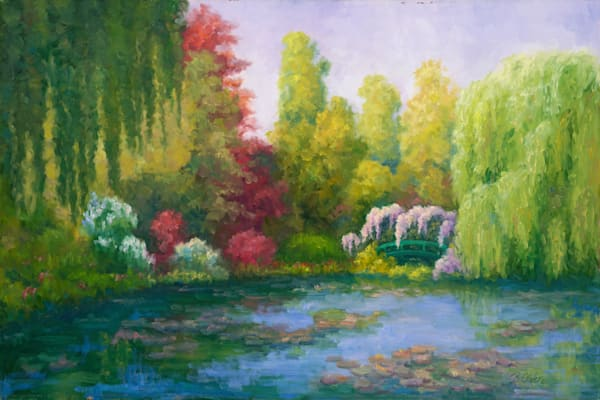 Willow and Wisteria