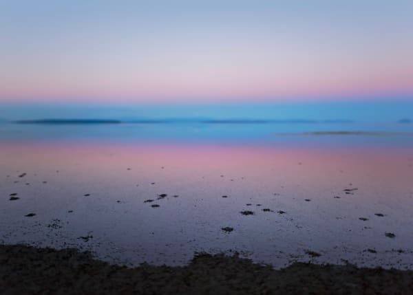 Tide At Dusk #1 Photography Art | James Alfred Friesen