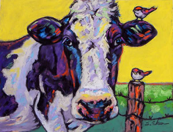 Pasture Buddies Art | Sally C. Evans Fine Art