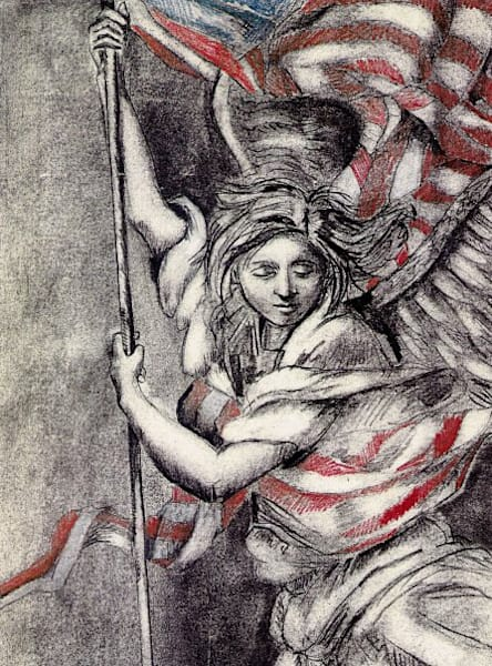 """Price Of Freedom"" by Patti Hricinak-Sheets 