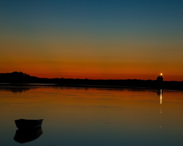 A Boat Lies Waiting|Fine Art Photography by Todd Breitling|Landscape Photography|Todd Breitling Art|