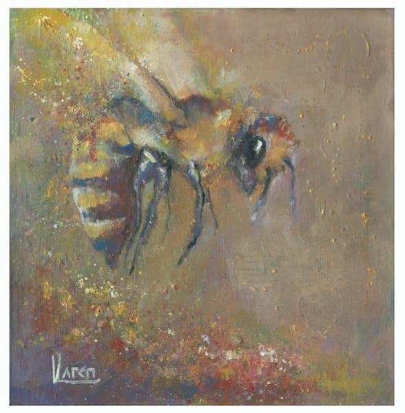 """""""Glory Bee"""" by Karen Harkema   Prophetics Gallery"""