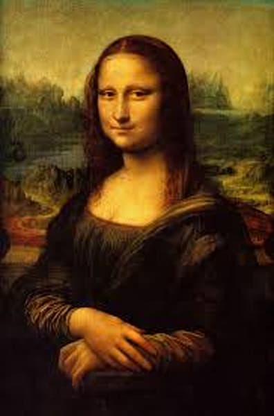 Mona Lisa Art | Business Name