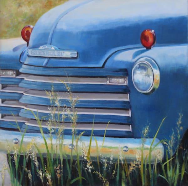 Cobalt Summer Art | Wendy Marquis Art
