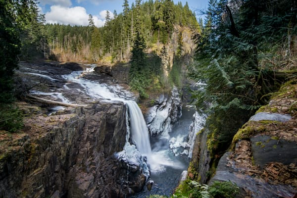 Elk Falls Winter