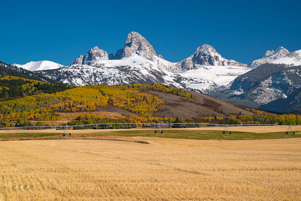 Idaho Farm Land Photography Art | Swan Valley Photo