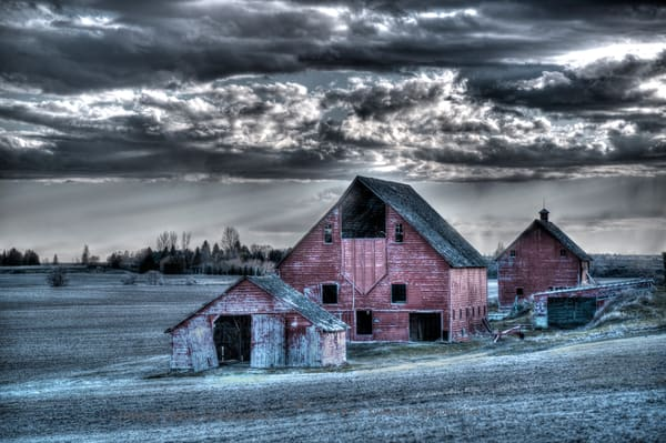 Barn If 7705 6 7 F T W Photography Art | Swan Valley Photo