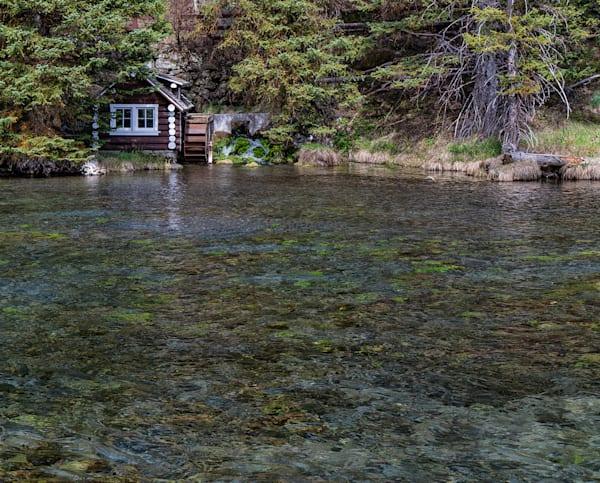 Jonny Slack Cabin  Photography Art | Swan Valley Photo