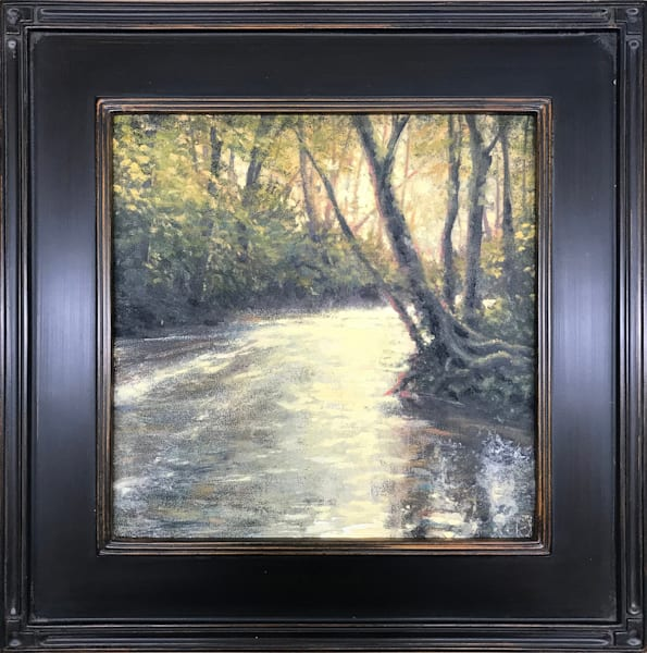 Shining River   Sold Art | Michael Orwick Arts LLC