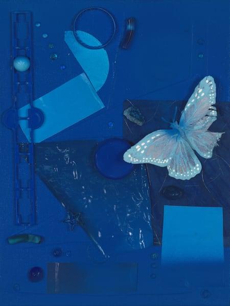 ATR Editions - Crayola Feelings - Blue- Fine Art Prints on Canvas, Paper, Metal by Navy Veteran Angelo T. Robinson