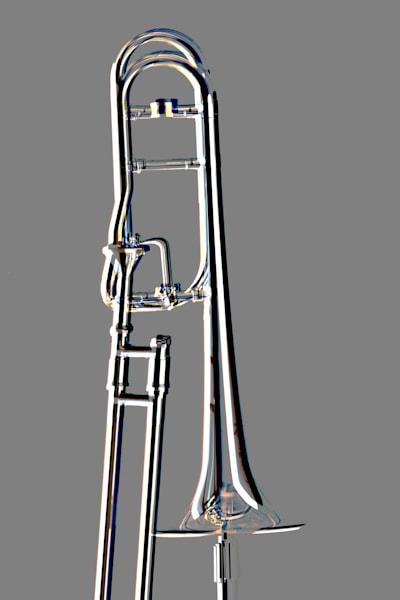 Trombone Rotor Embossed 2604.36