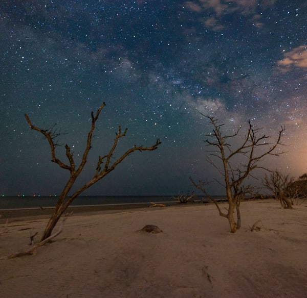 White Sands and Night Skies