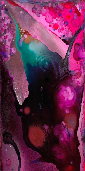 Caroline Pyle abstract art New Frontier