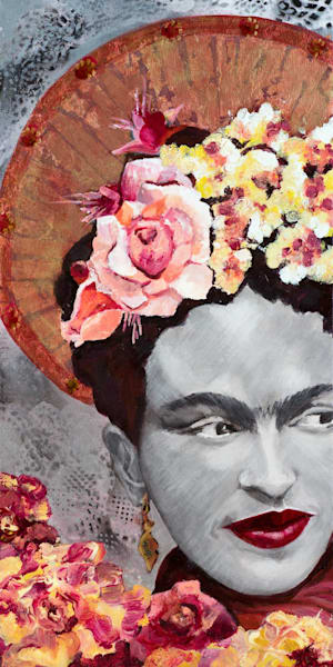 St Frida des Fleurs