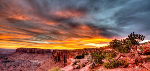 Grand Viewpoint Sunset Fine Art Photograph