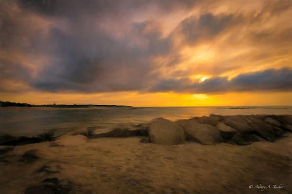 Paines Creek Sunset Fine Art Photograph