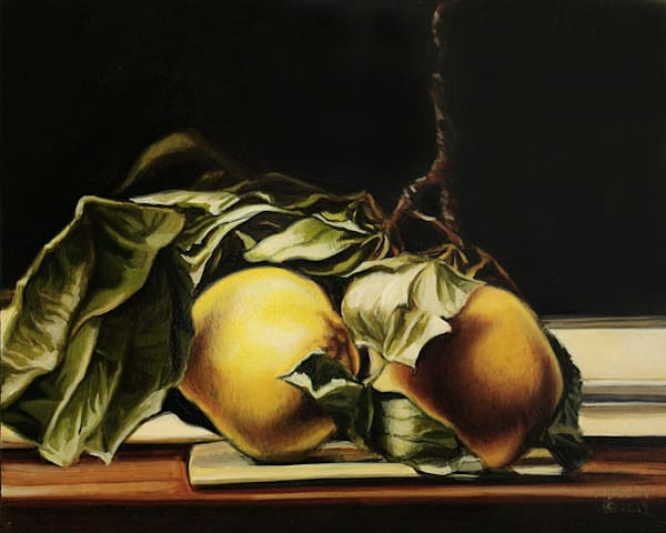 Pears  A Pair Art | Fountainhead Gallery