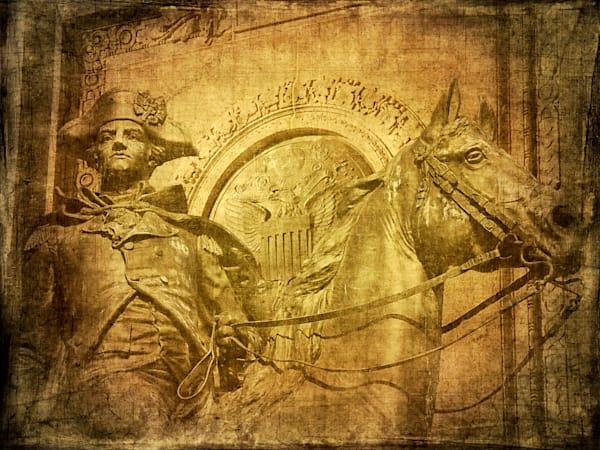 Front Desk 1.Georgian Horse