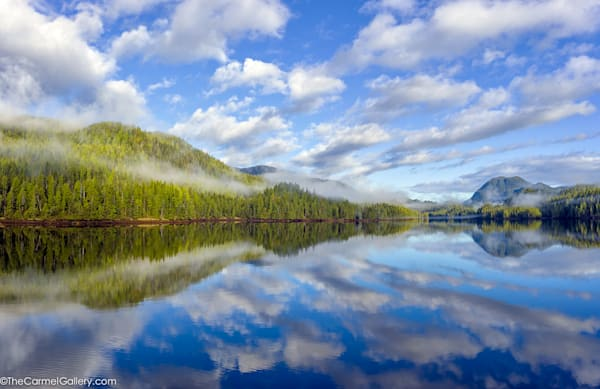 Inside Passage Reflections