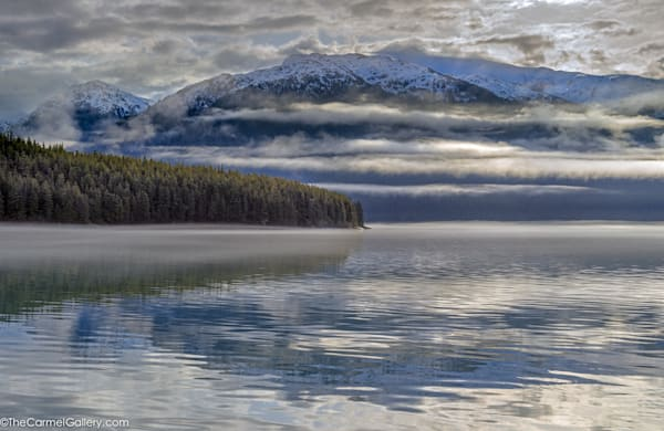 Alaskan Reflections Art | The Carmel Gallery