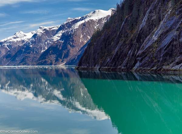 Misty Fjord Reflections Art | The Carmel Gallery