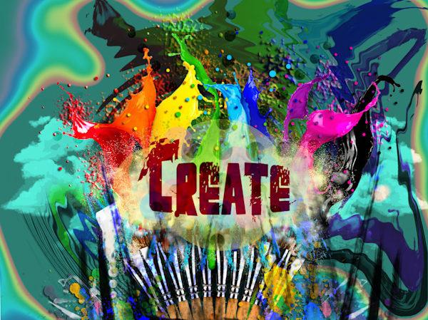 Create Aquamarine Art | CMS Art Prints
