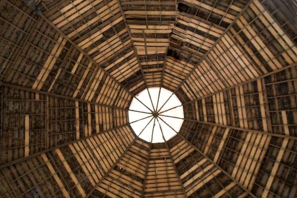 Steinke Barn Ceiling Photography Art | Images2Impact