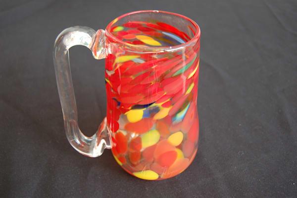 Glass Beer Mug