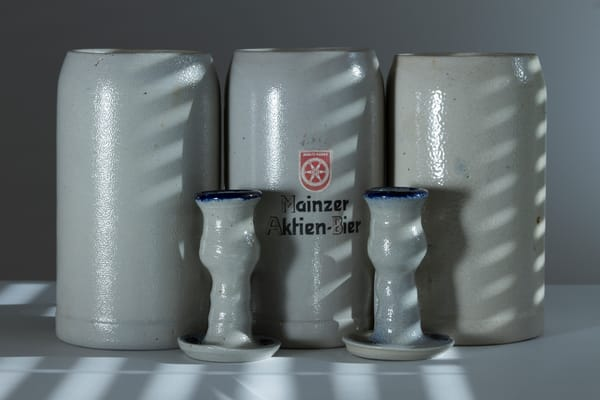 Fine Art Photograph of Mugs by Michael Pucciarelli