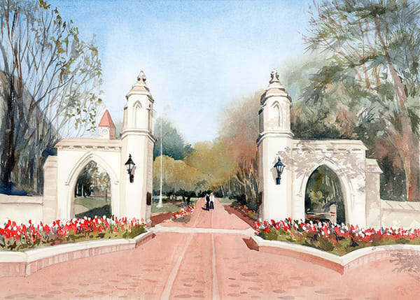 IU Sample Gates