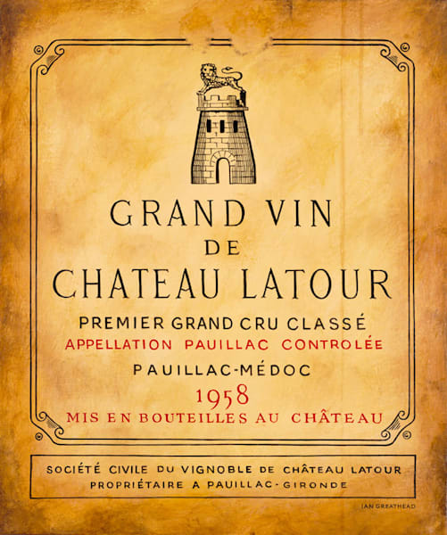 Greathead, Grand Vin, Scan