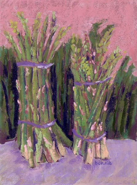 Asparagus Art | Digital Arts Studio / Fine Art Marketplace