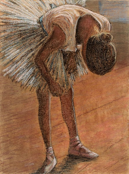 Study #2 - After Degas