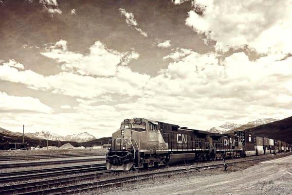 Canada Rail Art | AngsanaSeeds Photography