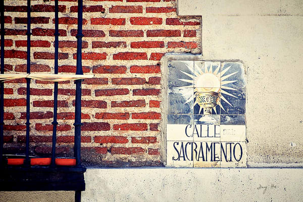 Calle Sacramento Photography Art by ivyho
